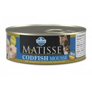Matisse Mousse Codfish wet food