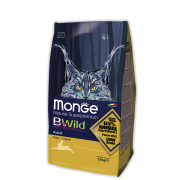 Monge Superpremium Cat Bwild Adult Hare