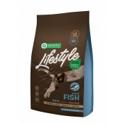 Natures Protection Lifestyle Grain Free White Fish Sterilised