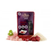 Nuevo Cat Senior Poultry & Lamb with Rice