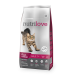 Nutrilove Dry Cat Adult Chicken