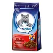 PreVital Premium Line Dry Cat Beef&Vegetable