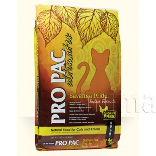 Pro Pac Ultimates Savanna Pride Indoor Formula