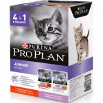 Набор Pro Plan Nutrisavour Junior Cat