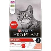 Pro Plan Original Adult, с лососем