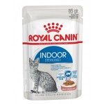 Royal Canin Indoor Sterilised (в соусе)