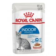 Royal Canin Indoor Sterilised (в соусе)