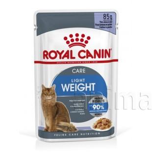 Royal Canin Light Weight в желе