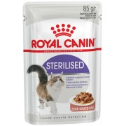 Royal Canin Sterilised в соусе