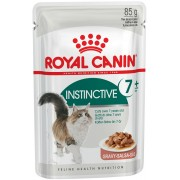 Royal Canin Instinctive +7 в соусе