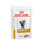 Royal Canin Urinary S/O (пауч с курицей), паштет