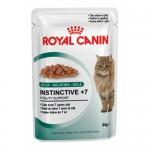 Royal Canin Instinctive +7 в желе