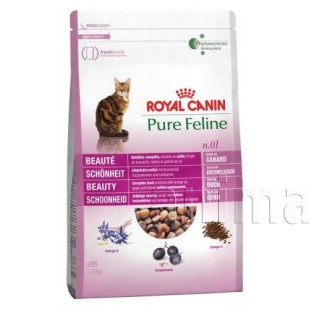 Royal Canin Pure Feline Beauty с уткой