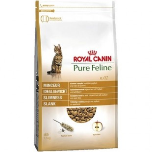 Royal Canin Pure Feline Slimness с цыпленком