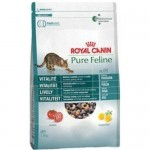 Royal Canin Pure Feline Vitality с рыбой