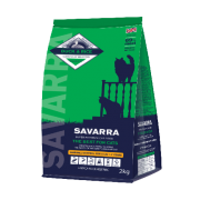 Savarra Adult Cat Hairball Control Duck and Rice