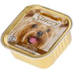 Mister Stuzzy Dog консервы для собак с Уткой