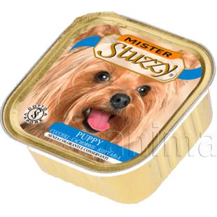 Mister Stuzzy Dog консервы для щенков с Курицей