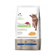 Trainer Natural Cat Adult Hairball Chicken
