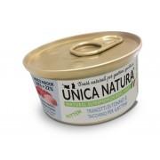 Unica Natura для котят тунец, индейка