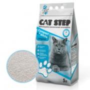 Cat Step Compact White Original комкующийся