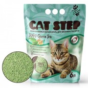 Cat Step Tofu Green Tea