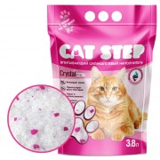 Cat Step Crystal Pink силикагелевый