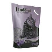 Наполнитель для кошек Lindocat Crystal Lavender