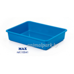 Туалет без рамки Max - Rectangular tray