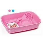 Набор (лоток, совок, миска, игрушка) Welcom kit
