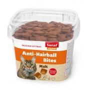 Санал для кошек, подушечки для выгонки шерсти, 75 грамм