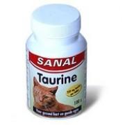 Санал для кошек Таурин, 100 таблеток