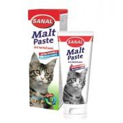 Санал для кошек мальт паста, 20 грамм