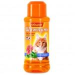 """Шампунь """"Amstrel"""" для кошек антипаразитарный, с маслом пальмарозы и алоэ"""