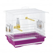 Клетка для птиц Ferplast Giusy, фиолетовая