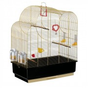 Клетка для птиц Ferplast Nuvola Antique Brass
