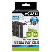 Наполнитель Aquael FZN MINI PHOSMAX MEDIA PACK 3pcs