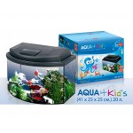 Аквариум Aquael Aqua4Kids 60/O LT овальный