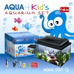 Аквариум Aquael Aqua4Kids 40/P LT прямой