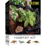 Террариум Hagen ExoTerra Habitat Kit Rainforest, средний