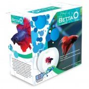 "Аквариум AA-Aquariums ""Betta О"", 1,4л, голубой"