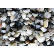Гравий для аквариума натуральный №5 (5-10 мм) 2 кг