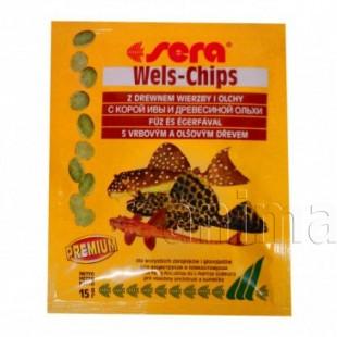 SERA Catfish Chips, 15g
