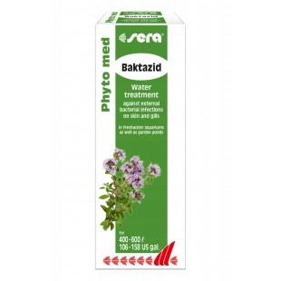 Sera кондиционер для воды Phyto med Baktazid