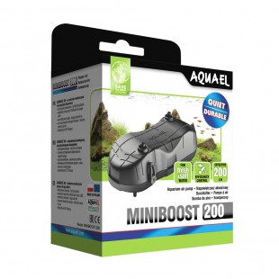 Aquael Компрессор Miniboost 200
