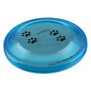 "Диск из пластика ""TRIXIE"" для дрессировки собаки ""Dog Disc"", 23 см"