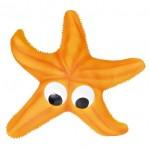 "Игрушка из латекса ""TRIXIE"" для собаки ""Морская звезда"", со звуком, 23см"