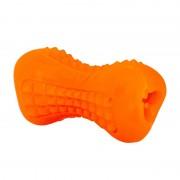 Игрушка косточка массажная для десен Rogz Yumz Small, 8,8см