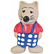 "Набор игрушек из латекса ""TRIXIE"" для собаки ""Small Figures"", со звуком,6-9см, (24 шт)"