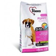1st Choice Puppy Sensitive Skin & Coat Medium & Maxi